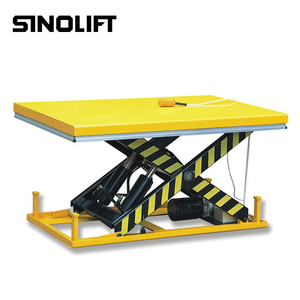 Sinolift HW series Electric Stationary Lift Table