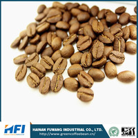 High quality Pure organic roasted coffee beans importers