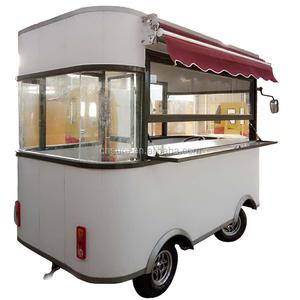 food kiosk design ideas / new sale truck fast food kiosk