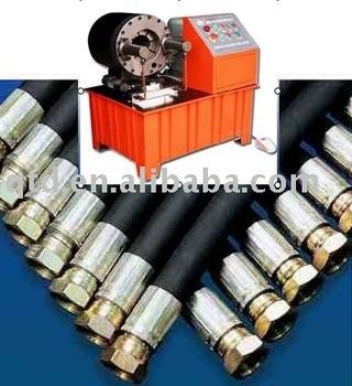 Hydraulic Hose Crimping Machine/hose Swaging Machine/high Pressure ...