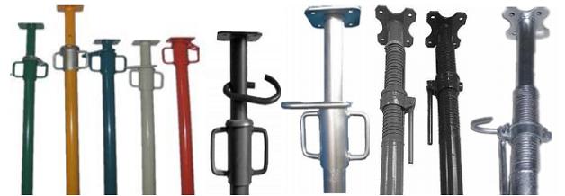 Adjustable Scaffolding Acro Steel Prop