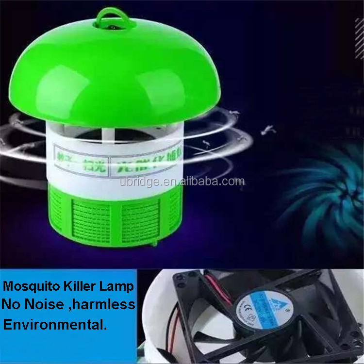 2016 Led light electronic mosquito insect trap/ killer lamp