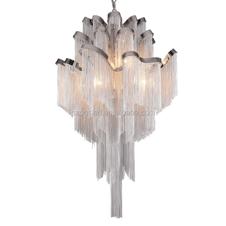 L1000*W350*H250mm Modern European Large and luxury odeon rectangle led k9 crystal Chandelier for hotel lighting