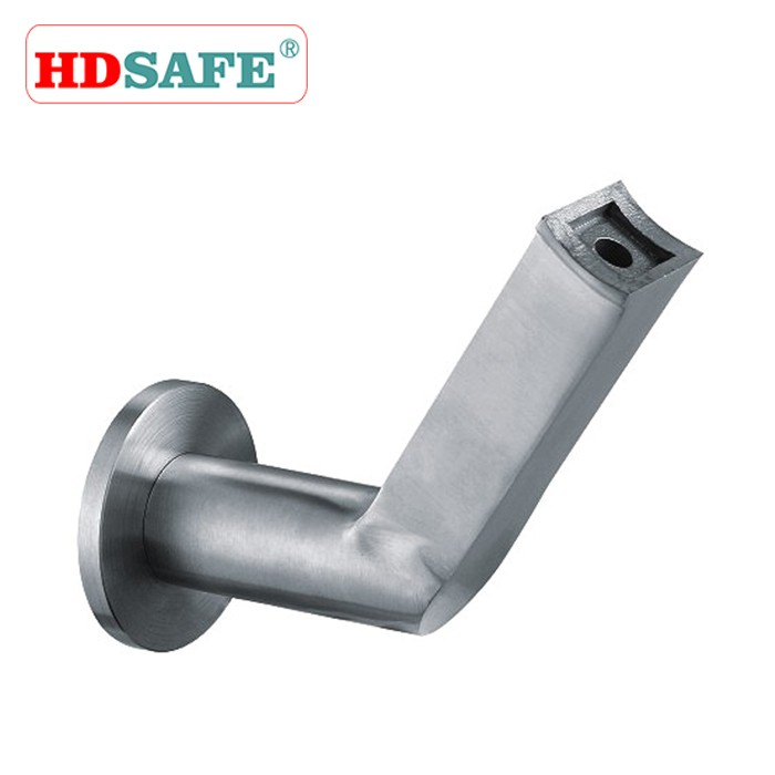 China balustrade factory stainless steel stair handrail wall mounting bracket