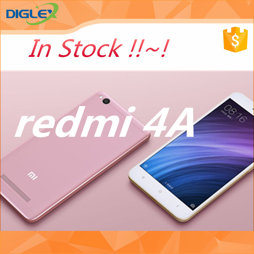 factory price redmi 4A original Snapdragon 425 Quad Core CPU cellphone