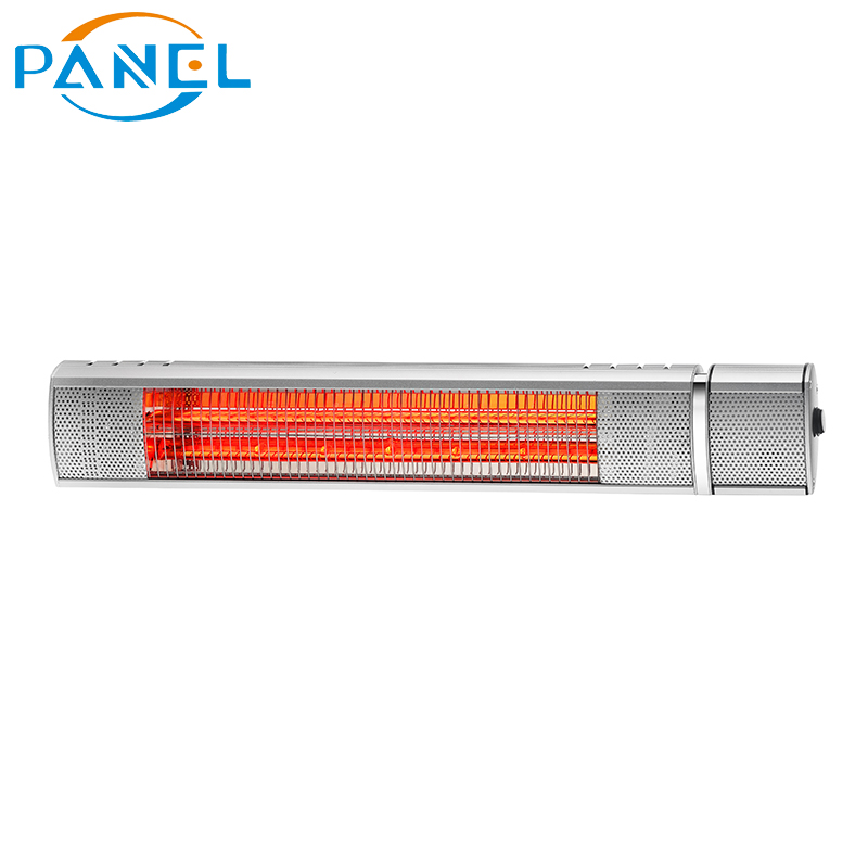 Garden Sundate 2000w Electric Infrared Heater Waterproof