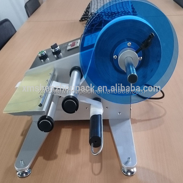 pvc label dispenser machine