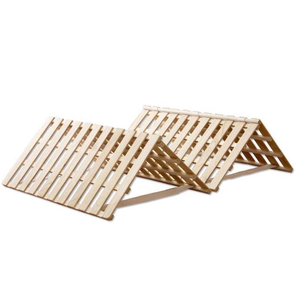 - Pan Japanese Useful Sunoko Fold Up Beds Space Saving Wooden
