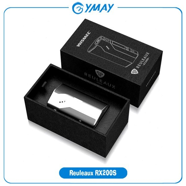 distributors canada UK high quality wismec Reuleaux RX200S box mod with TC