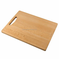 Kitchen knives accessories fruits and vegetables bamboo board / wood cutting board