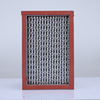 Hot Sale G3-G5 Pre-Filtration Flatbed High Temperature Hvac G3 Pre Paper For Industrial Clean Air Purifier Filter