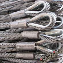 High Quality Non Twisting Flexible wire rope hs code for Sale from Manufacturer