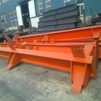 Lower cost and fast installation of prefab steel space frame/ligh steel frame/prefab car parking steel frame