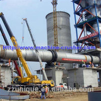 China complete cement production line supplier