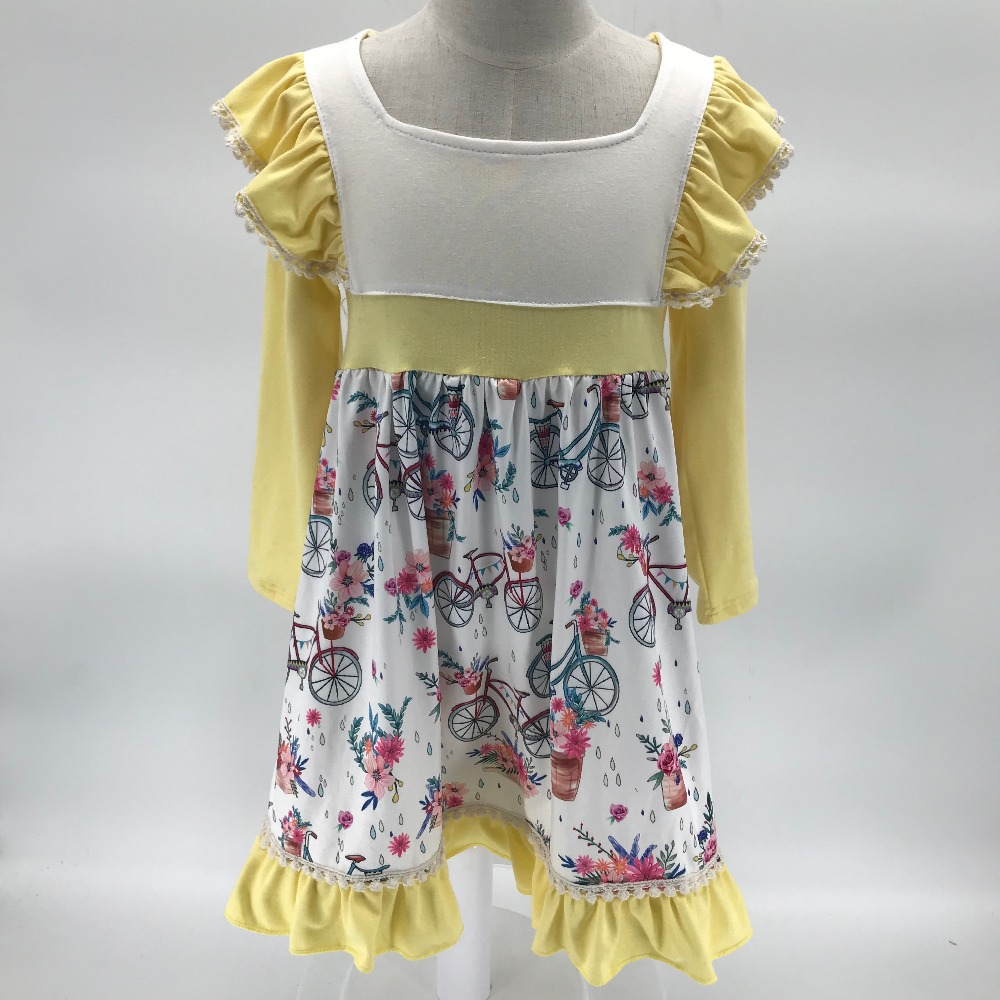 Yellow Flower Girl Dresses Yellow Flower Girl Dresses Suppliers And