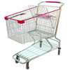 RH-SMD100 American Shopping Trolley 100L shopping cart manufacturers usa