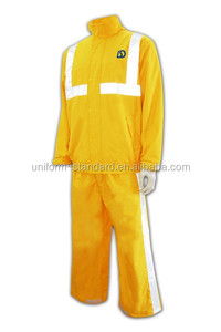 Supply Working Uniform Fire Safety Coveralls Safety Clothing