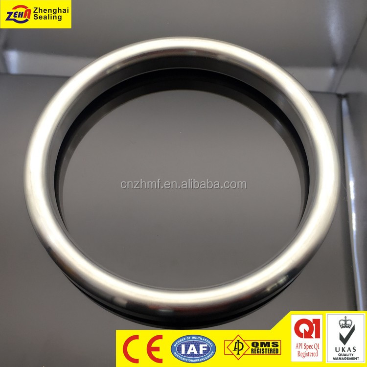 Ring Joint Gasket For Inconel 625 Wn Rtj Flange