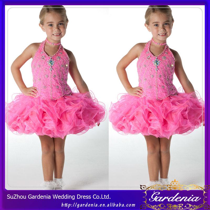 Vestidos de fiesta color rosa neon – Vestidos de noche populares ...