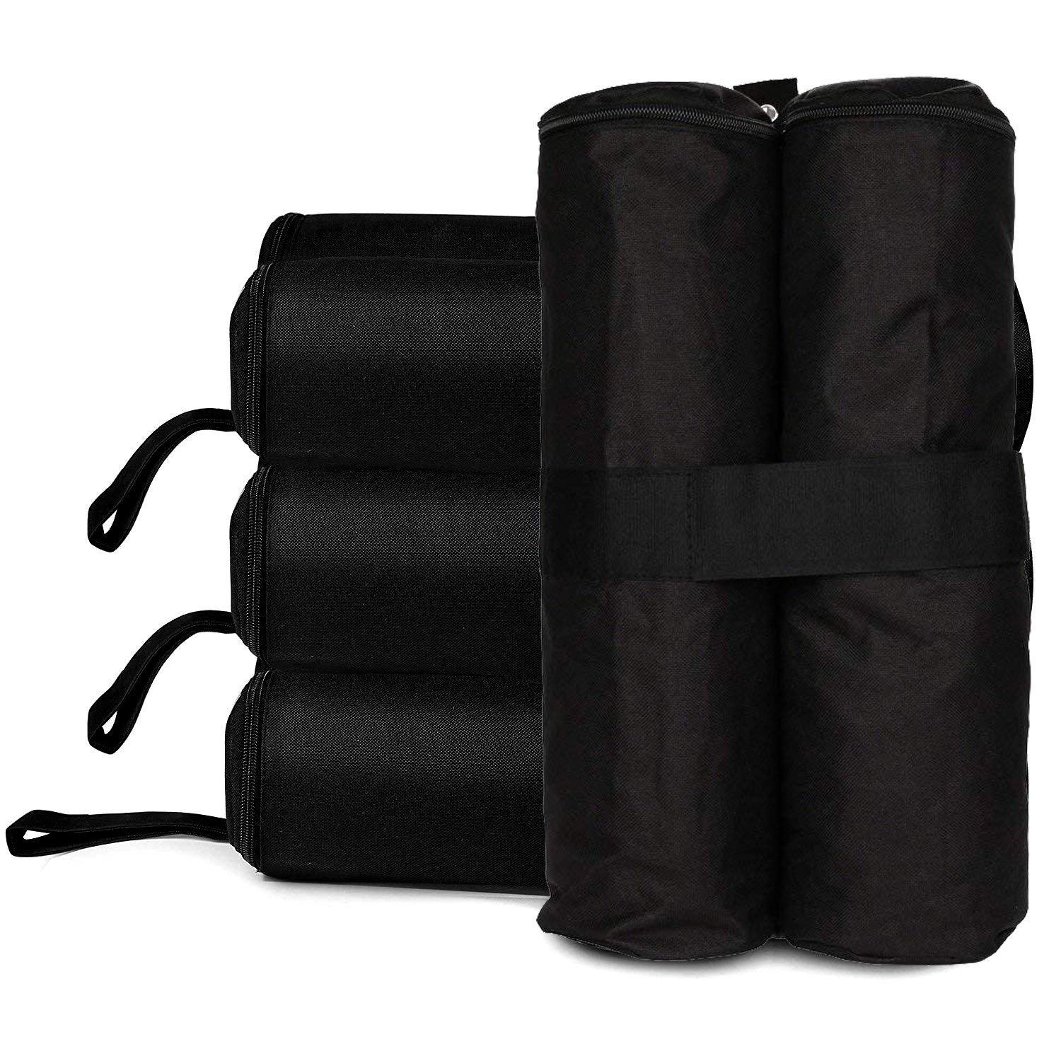 d607949d49 Get Quotations · RONGT 60 Lbs Canopy Tent Weight Bags
