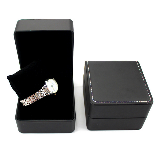PU Jewelry packaging gift box leather watch box