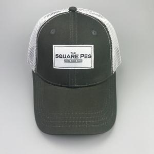 4f83d38adfb Print Flexfit Mesh Trucker Hat