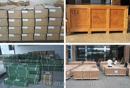 Manual steel band strapping alat untuk kabel serat optik FTTH