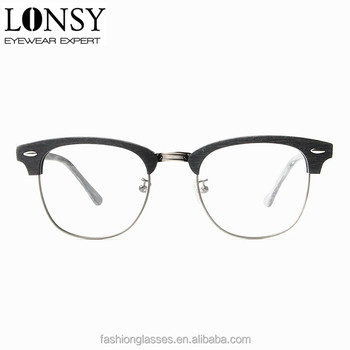 Vogue Eyewear Frame With High Quality Acetate Material Optical Frame ...