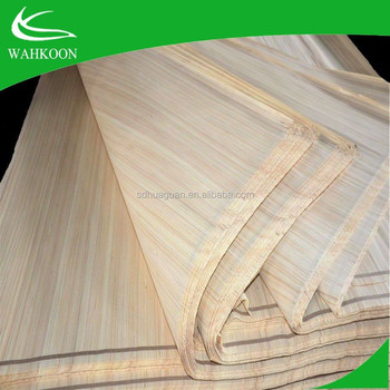 Verkohlt Horizontale Bambusfurnier Bambus Furnier Bambus