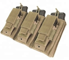 Heißer verkauf tactical pouch Triple mag molle pouch military pouch
