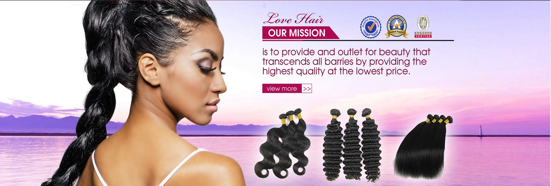 Qingdao Love Hair Products Co Ltd Hair Products