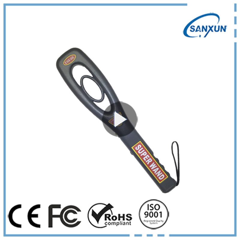 China Manufacturer Hot Sales Hand Held Metal Detector Price GP008
