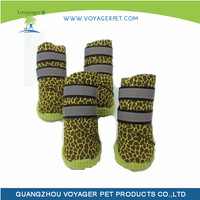 Lovoyager Multifunctional yellow pet shoes for wholesales