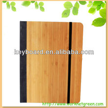 Christmas gift original bamboo case for ipad 2/3/4