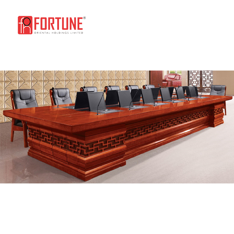 New arrival high end classical luxury board meeting table conference table