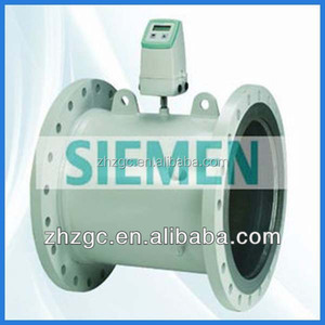 Siemens Fixed water Ultrasonic Flow meters with best accuracy