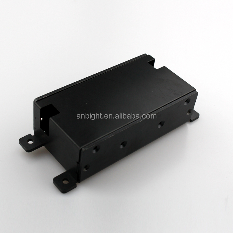 Custom orbit rail-mounted dc-converter enclosures