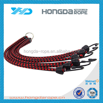 Elastic Rope With Two Hooks Bungee Cord Elastic Tow Rope Buy
