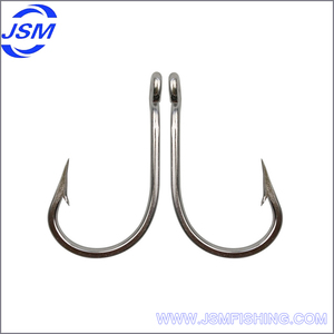 Wholesale price 7691 Stainless Steel Fishing Hooks Sharp Big Game Fishing Hook