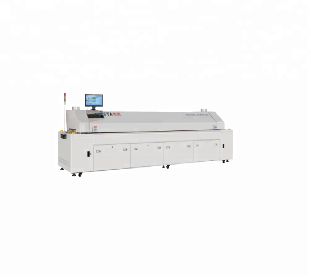 Low Cost ETA  Reflwo Oven Machine  ( E10 ) for LED Assembly Line Mass Production