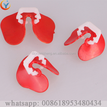 Factory Price Broiler Chicken Plastic Glasses Chicken Eyes Cover