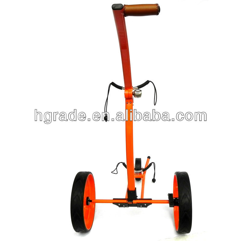 2014 Smart golf trolley parts push golf caddy