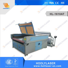 low cost computerized laser towel making machine