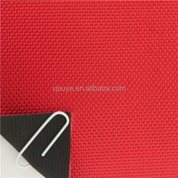 100 % Polyester Oxford Fabric 1680D with PVC coated for Backpack