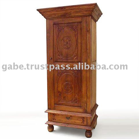 DURIAN ANTIQUE BALL CABINET