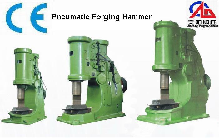 anyang pneumatic hammer air hammer open die forging machine