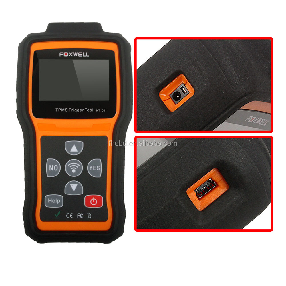 2015 New Brand Scanner Foxwell Nt1001 Tpms Trigger Tool Auto ...