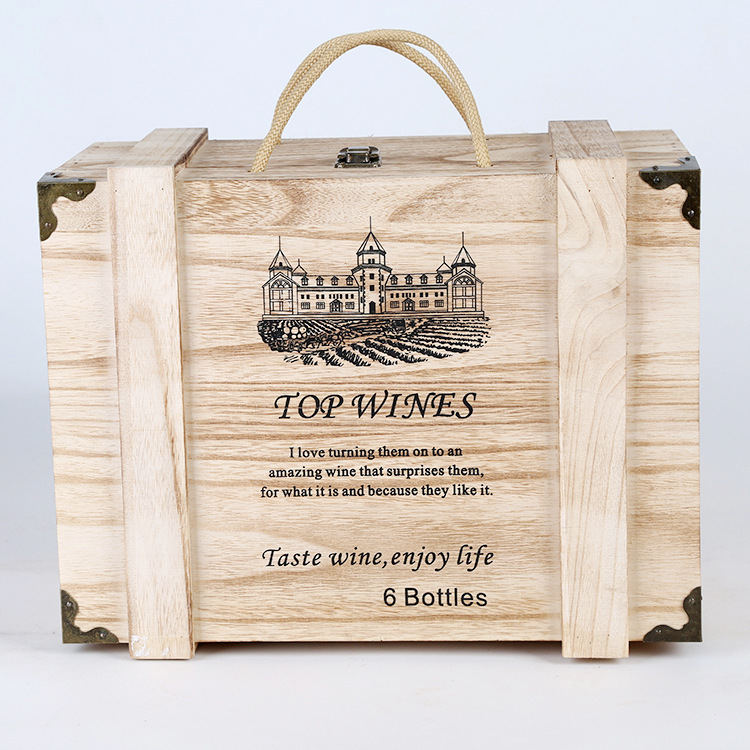 Cheap Unfinished <strong>Wooden</strong> Boxes Crates Wholesale