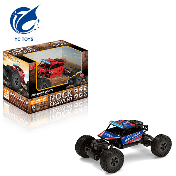 Toys for kids racing 4WD car off road vechicle