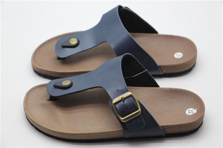 Eva Portable Leisure Mens Thong Flipper Slippers